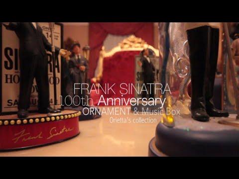 Orietta Berti ricorda Frank Sinatra.