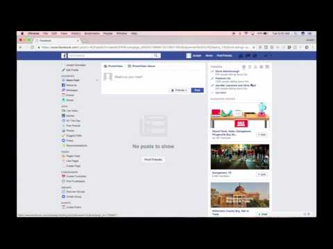 Joseph Gonzales This video shows you how to find your Facebook Ad Account ID to share with us
