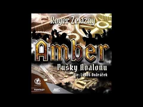 Amber: Pušky Avalonu AUDIOKNIHA - ukázka