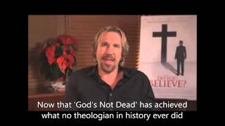 """Do You Believe""-More Killer Christians & Evil Atheists by ""God"