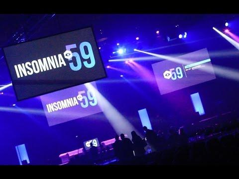 Insomnia59 | Highlights from #i59 Gaming Festival (2016)
