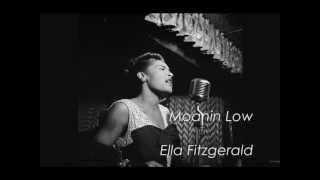 Moanin Low Ella Fitzgerald