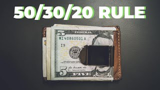 How To Manage Your Money Properly! (50/30/20 Rule)