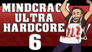 Mindcrack Ultra Hardcore - S3 E6 - Pig Slaughter