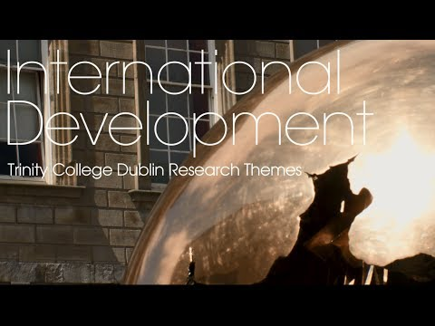International Development Research Theme at Trinity