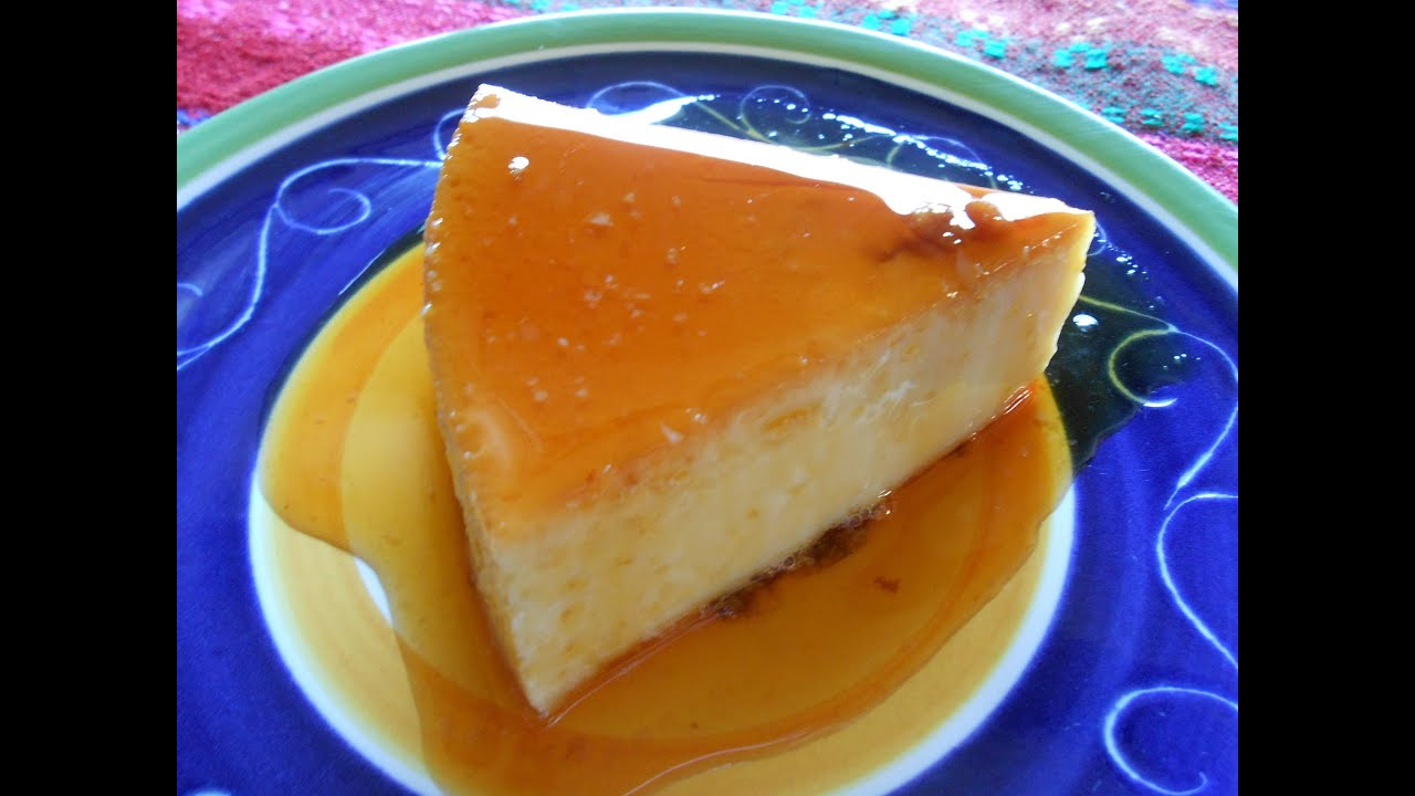 What is an authentic Mexican flan recipe?