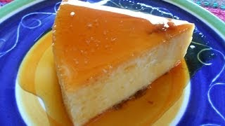 Mexican Flan Recipe. Our Favorite Flan