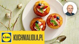 Wielkanocna babka ponczowa - Paweł Małecki - przepisy Kuchni Lidla