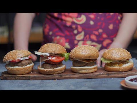 Burger - برجر | Peace Cake x Zest