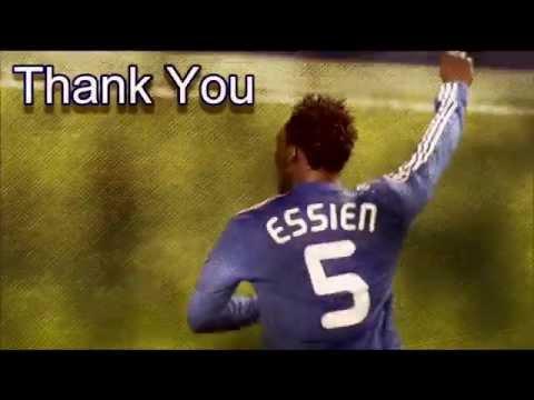 Michael Essien Top 10 Goals HD