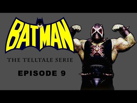 Batman The Telltale serie - Episode 9 - La peine des petits patrons