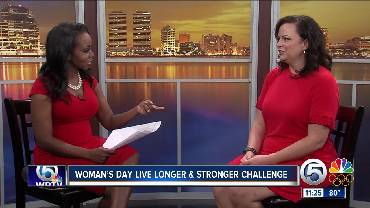 Watch The Live Longer and Stronger Challenge: Get Fit with Family video