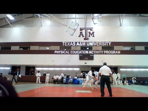 2018 SW Collegiate Judo Championships