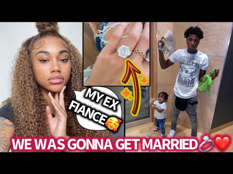 Download Jania Brags About Being Engaged To NBA YoungBoy Before… He's My Ex Fiancé❤️🙂