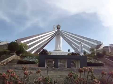The Miraculous Divine Mercy Shrine of El Salvador City, Philippines