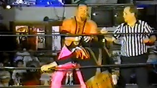 "Jim ""The Anvil"" Neidhart goes on a tear against Bellomo in rare Hidden Gem"