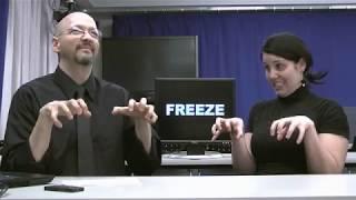 Lesson 14 (ASL) (Katelyn) (1080p) (American Sign Language)