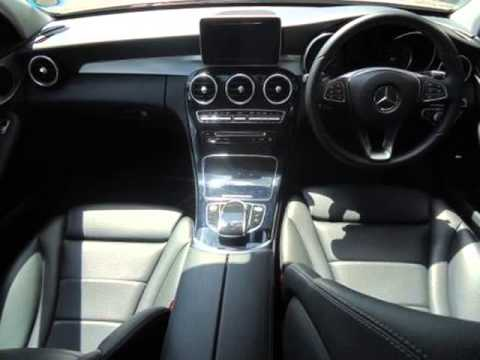 2015 mercedes benz c class c180 avantgarde auto auto for for Mercedes benz south africa