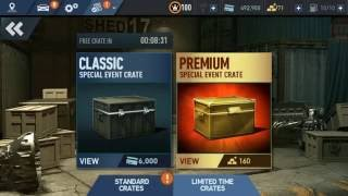 Need for Speed: No Limits | Spending 500k credits on Special Event crates