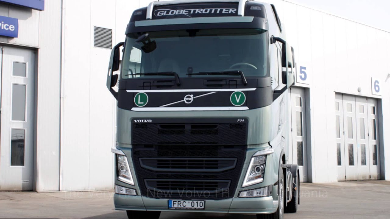 2013 volvo fm 410 and volvo fh 500 full hd youtube. Black Bedroom Furniture Sets. Home Design Ideas