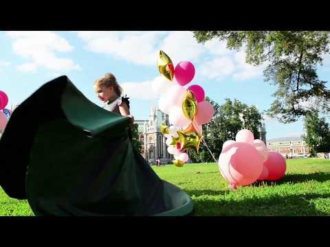 Презентация новой коллекции детских праздничных платьев 2019 бренда VeronicaiKo