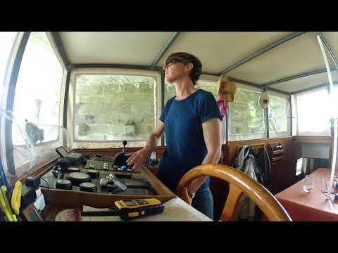Cruising along the French canals and rivers