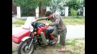Иж планета 5 Мотоцикл с характером