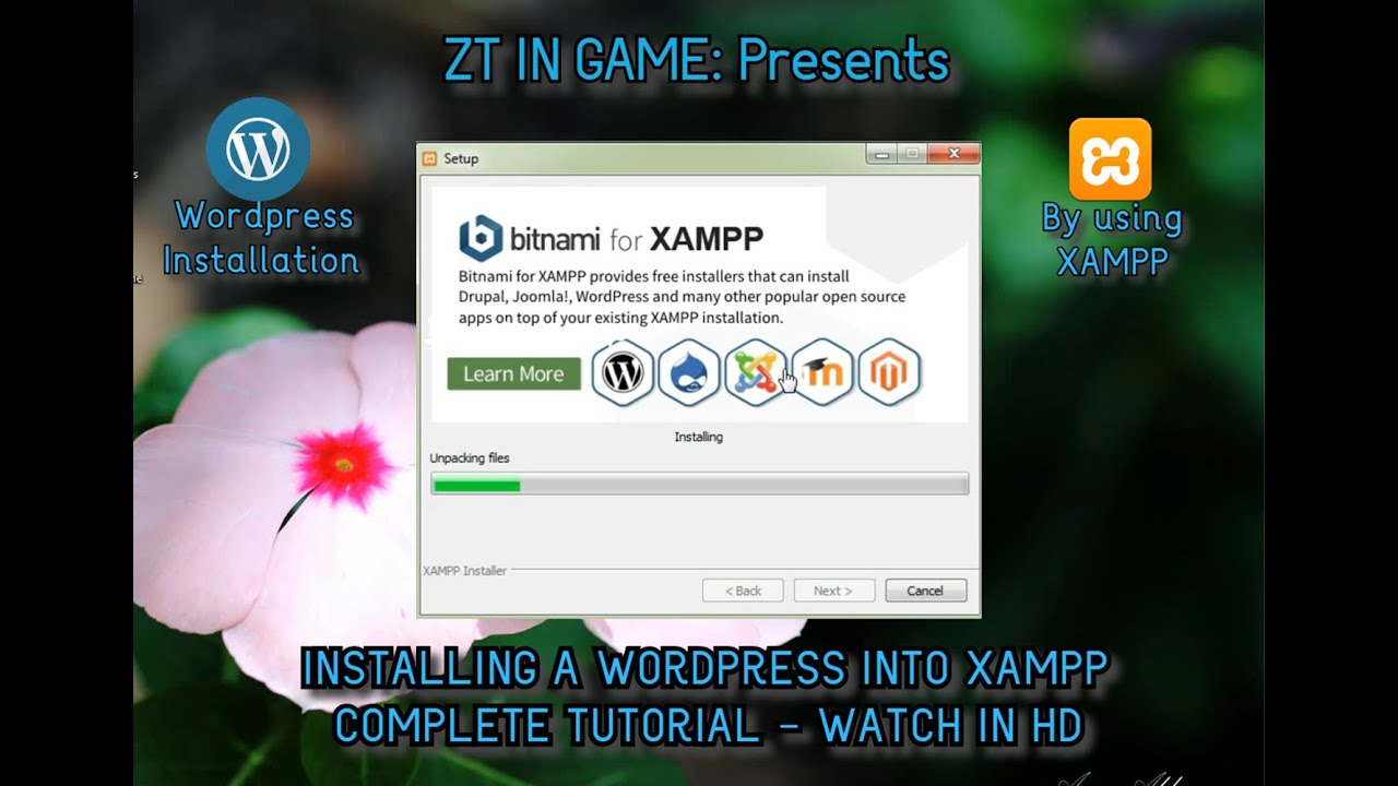 Download Xampp Wordpress