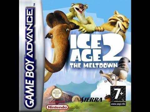 Ice Age 2: The Meltdown GBA Original Soundtrack (Source Recording)