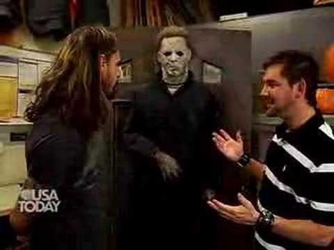 Celeb Watch: 'Halloween's' Rob Zombie & Tyler Mane