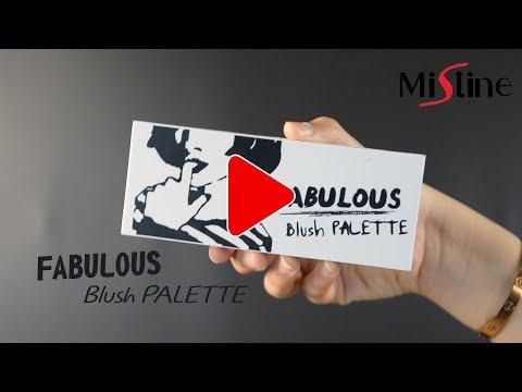 Fabulous Blush Pallete