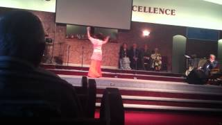 All I need is YOU, Kim Walker worship dance
