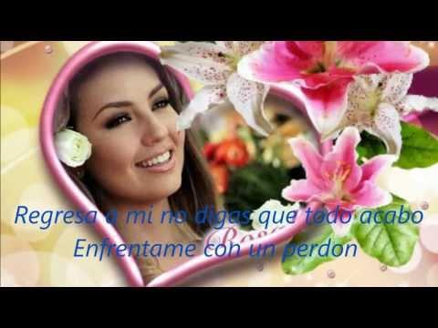 Regresa A Mi (Thalia) with Lyrics~~~Rgmorisaki