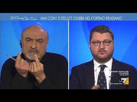 Ivano Marescotti, attore: 'Il PD attende solo il fallimento Lega-M5s per riprendersi gli ...