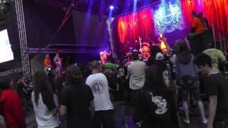 Deche Charge live @ Obscene Extreme 2015