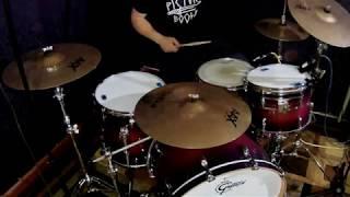 Monster Truck - Denim Danger (Drum Cover)