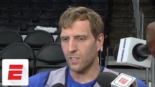 Dirk Nowitzki on Mavs allegations: