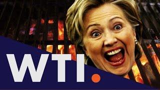 Roast Hillary Clinton! | We th…