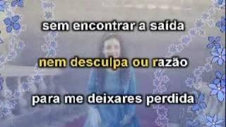 Floribella Portuguesa - Vestido Azul (Karaoke)