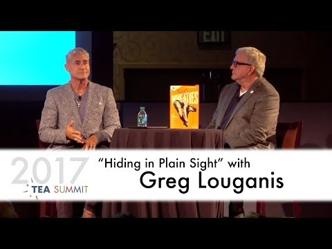 "2017 TEA Summit Day 1 — ""Hiding in Plain Sight"" with Greg Louganis"