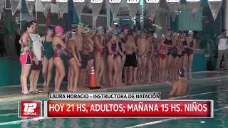 #Deportes: Encuentros internos de Natación del Ferro.