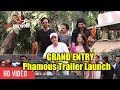 GRAND ENTRY Of Jimmy Sheirgill, Kay Kay, Pankaj Tripathi, Mahie Gill | Phamous Trailer Launch