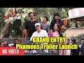 GRAND ENTRY Of Jimmy Sheirgill, Kay Kay, Pankaj Tripathi, Mahie Gill | Phamous Trailer Launch