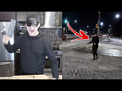 24 HOUR BLIND CHALLENGE (PUBLIC DANGER ALERT) *DO NOT ATTEMPT*