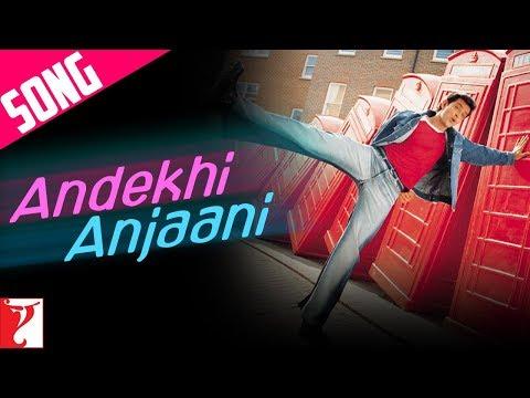 Andekhi Anjaani Song | Mujhse Dosti Karoge | Hrithik | Kareena | Lata | Udit