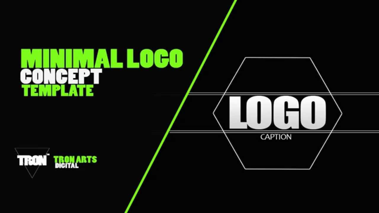 photoshop logo template free download youtube