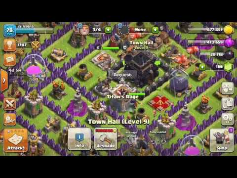 Clash Of Clans War ( Faded Music Sound Track )