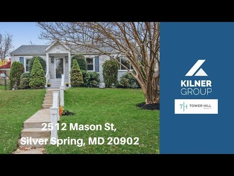 2512 Mason St Silver Spring MD 20902 1080p