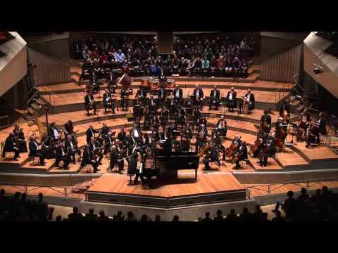 Andrei Gavrilov plays Rachmaninov 2 concerto in Berliner Philharmonie