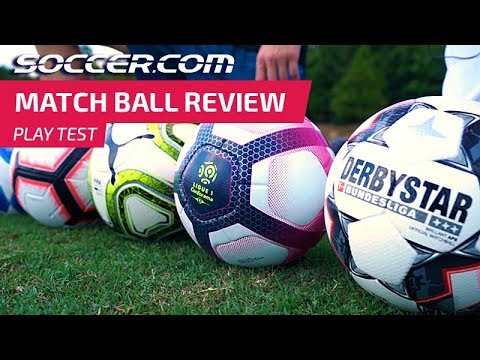 Soccer Ball Review: Best Match Balls Of 2018